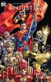 Injustice Gods Among Us Year Five 3