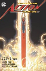 Superman Action Comics | Pak, Greg ; Kuder, Aaron ; Tomasi, Peter J. |