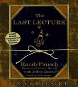 The Last Lecture | Randy Pausch |