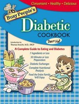 Busy People's Diabetic Cookbook | Dawn Hall |