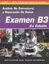 Analisis No Estructural Y Reparacion De Danos Examen B3