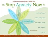 The Stop Anxiety Now Kit | Wood, Eva A., M.D. |