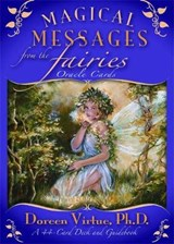 Magical Messages From The Fairies Oracle Cards | Doreen Virtue |