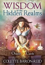 Wisdom of the Hidden Realms Oracle Cards | Colette Baron-Reid |