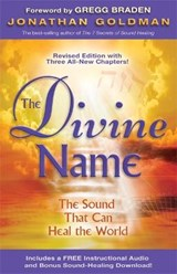 The Divine Name | Jonathan Goldman |