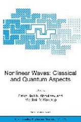 Nonlinear Waves: Classical and Quantum Aspects | auteur onbekend |