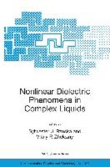 Nonlinear Dielectric Phenomena in Complex Liquids |  |
