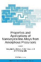 Properties and Applications of Nanocrystalline Alloys from Amorphous Precursors |  |