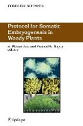 Protocol for Somatic Embryogenesis in Woody Plants |  |