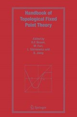 Handbook of Topological Fixed Point Theory | auteur onbekend |