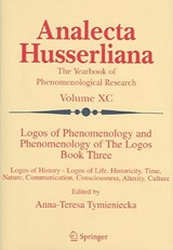 Logos of Phenomenology and Phenomenology of The Logos | auteur onbekend |