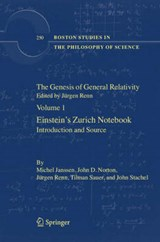 The Genesis of General Relativity Bd.1 - | Michel Janssen |