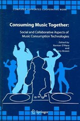 Consuming Music Together | auteur onbekend |