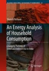 An Energy Analysis of Household Consumption | Shonali Pachauri |