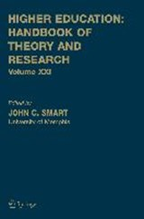 Higher Education: Handbook of Theory and Research Vol. XXI | auteur onbekend |