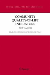 Community Quality-of-Life Indicators |  |