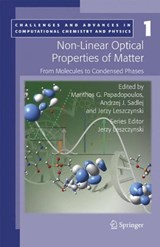 Non-Linear Optical Properties of Matter | auteur onbekend |