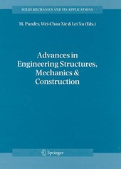 Advances in Engineering Structures, Mechanics & Construction