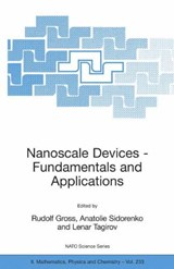 Nanoscale Devices - Fundamentals And Applications | auteur onbekend |