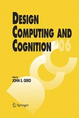 Design Computing and Cognition '06 | auteur onbekend |