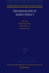 The Demography of Armed Conflict |  |
