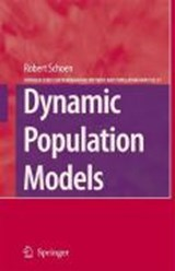 Dynamic Population Models | Robert Schoen |