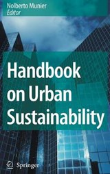Handbook on Urban Sustainability | auteur onbekend |