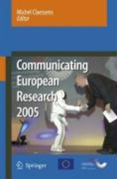 Communicating European Research
