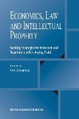 Economics, Law and Intellectual Property | auteur onbekend |