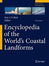 Encyclopedia of the World's Coastal Landforms | auteur onbekend |