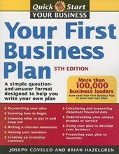 Your First Business Plan | Joseph A. Covello |