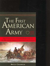 The First American Army | Bruce Chadwick |