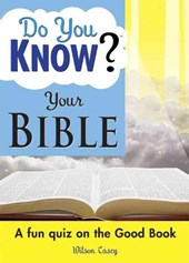 Do You Know Your Bible?