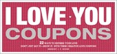 I Love You Coupons | Gregory Godek |