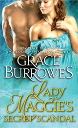 Lady Maggie's Secret Scandal | Grace Burrowes |