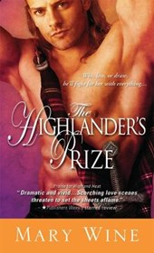 The Highlander's Prize | Mary Wine |