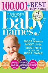 The Complete Book of Baby Names | Lesley Bolton |