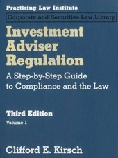 Investment Adviser Regulation