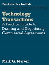 Technology Transactions | Mark G Malven |