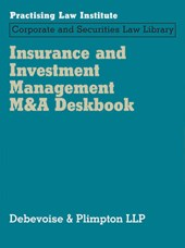 Insurance and Investment Management M&A Deskbook