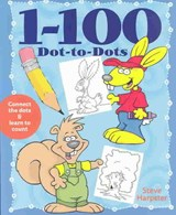 1-100 Dot-To-Dots | Steve Harpster |