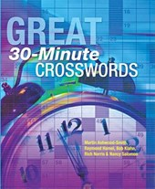 Great 30-Minute Crosswords | Martin Ashwood-Smith |