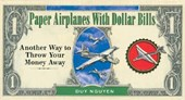 Paper Airplanes With Dollar Bills | Duy Nguyen |