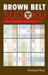 Brown Belt Sudoku | Michael Rios |
