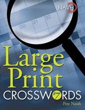 Large Print Crosswords #7