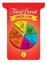 Trivial Pursuit(r) Scratch & Play #1 | Sterling Publishing Co Inc |