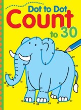 Dot to Dot Count to 30 | Balloon Books |