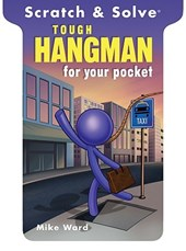Scratch & Solve Tough Hangman for Your Pocket | Mike Ward |