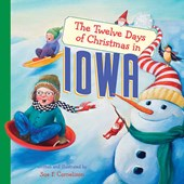 The Twelve Days of Christmas in Iowa