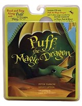 Puff, the Magic Dragon [With CD (Audio)] | Peter Yarrow |
